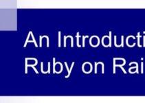 best-ruby-on-rails-tutorials