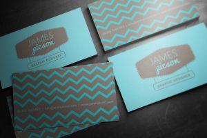 Free - Creative Clean Business Card