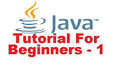 Java tutorial youtube