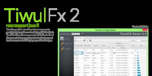 TiwulFX is JavaFX