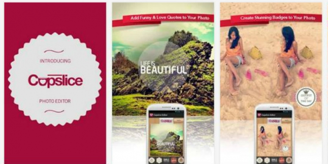 cupslice-photo-editor-app