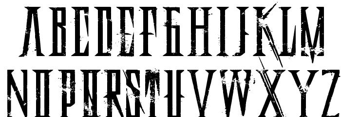 deadly-font