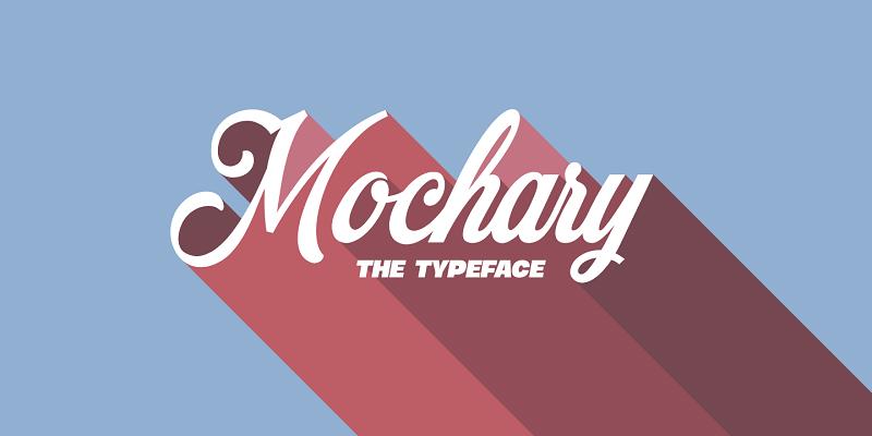 free-mochary-font