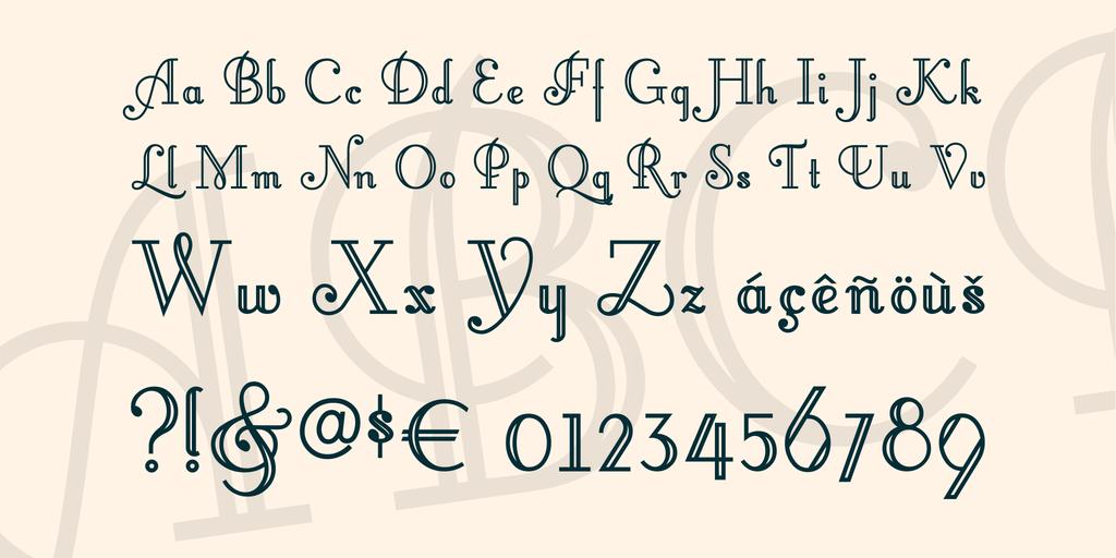 little-lord-tattoo-font