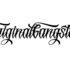 original-gangsta-font