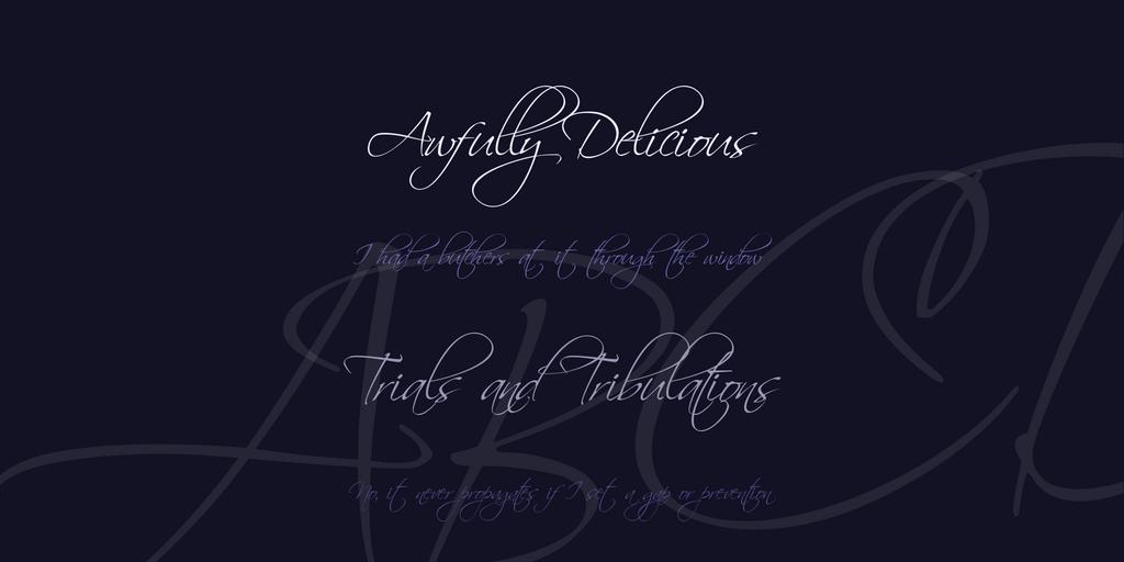 scriptina-tattoo-font