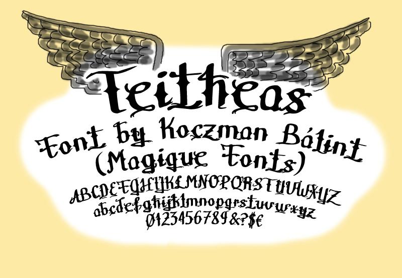 teitheas-font