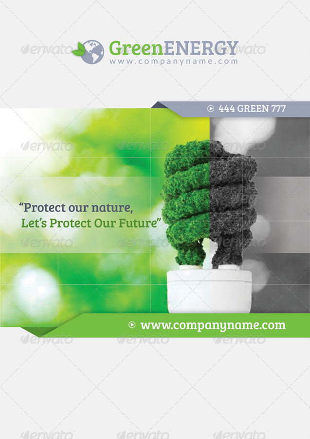 green-energy-brochure-template