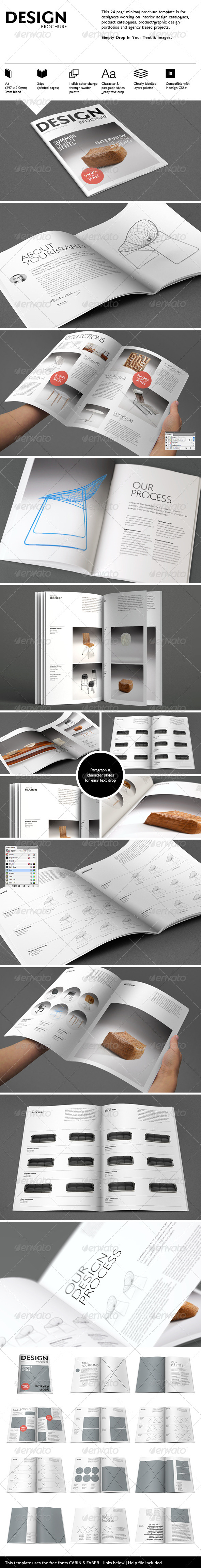 interiors-brochure-template