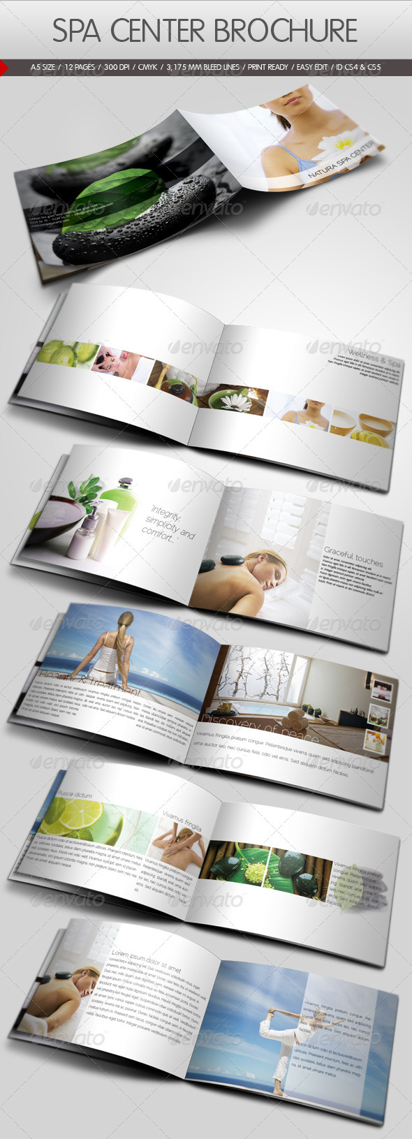 spa-center-brochure-template