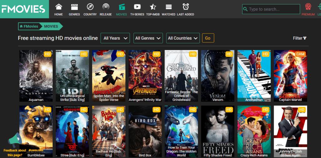 Top 10 Best Putlocker Alternative Sites To Stream Movies Online Free