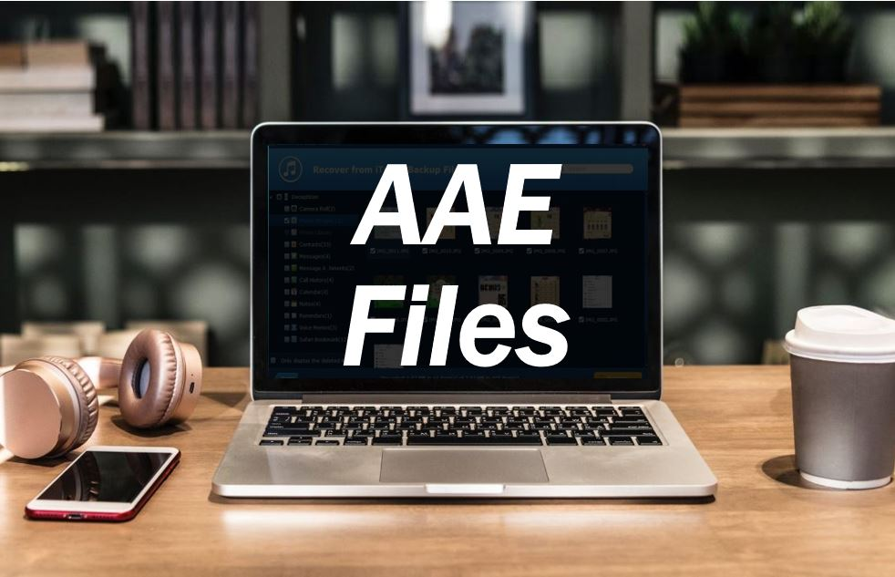File Extension AAE