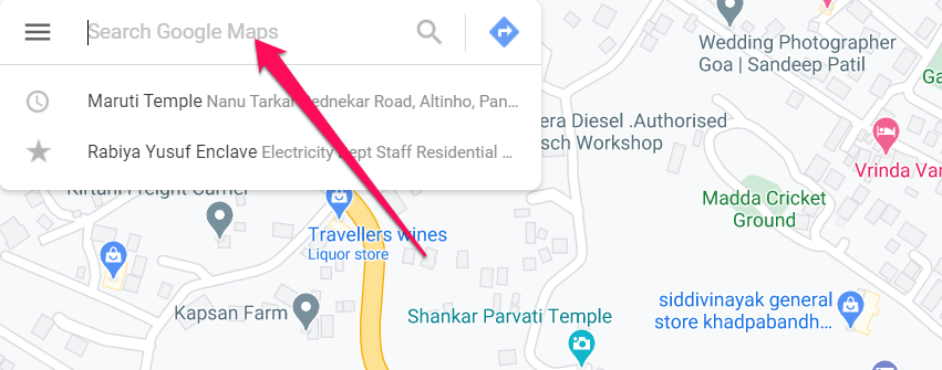 Traffic to Work or Home on Google Maps in a Browser