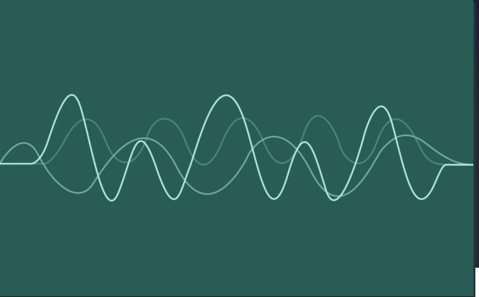 Waves - Minimalist Desktop Wallpapers