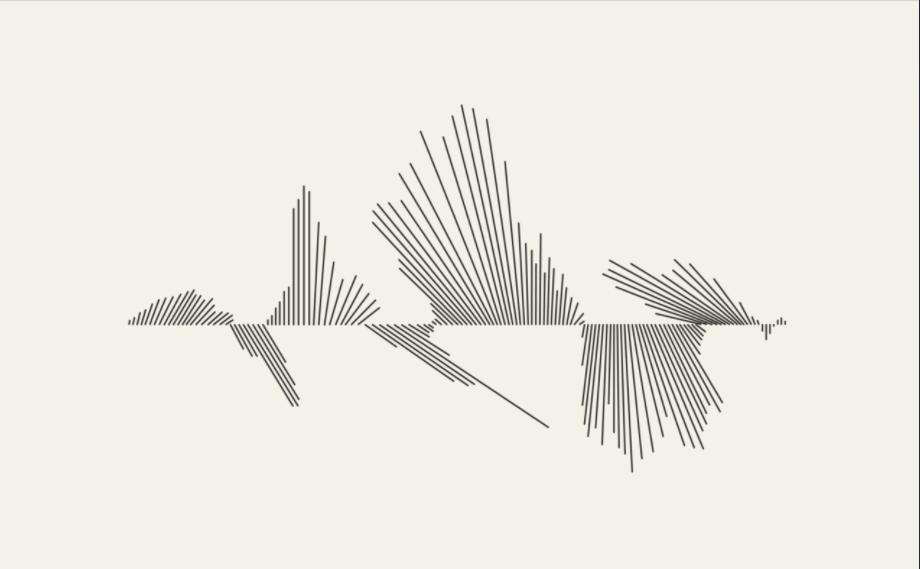 birds in flight - minimalist desktop wallpapers